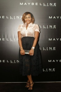 MAYBELLINE NIGERIA CELEBRATES IN NIGERIA WITH STARS & CELEBS